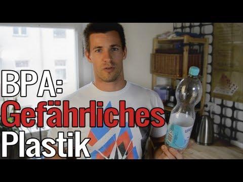 BPA (Bisphenol A) | Schädliches Plastik!! (Krebs und Impotenz)