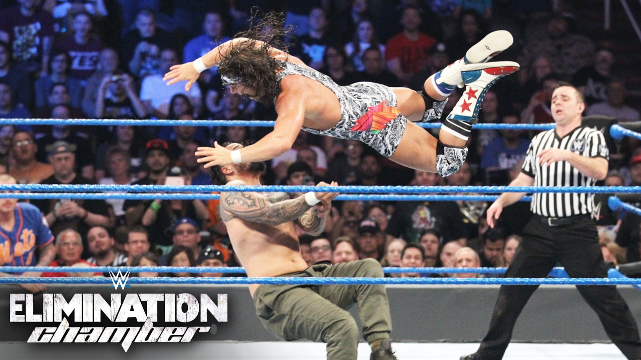 Download SmackDown Tag Team Championship Turmoil Match: Elimination Chamber 2017 (WWE Network Exclusive)