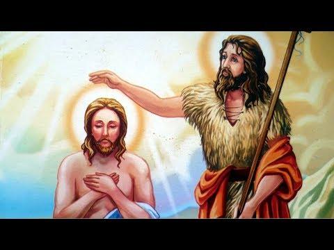 Крещение Господне. Поздравление с пожеланиями на праздник в стихах.