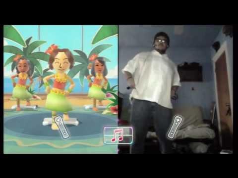 Wii Fit U Dance (Hula) Advance