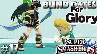 Sunburnt Pit |  Blind Dates [Random] Ep. 17 Super Smash Bros. Wii U (For Glory)