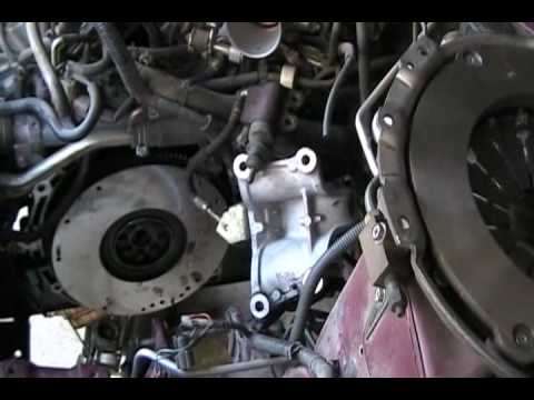 How To Remove Transmission Clutch Reinstall 95 99