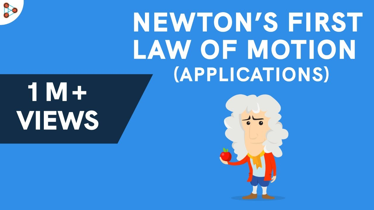 physics newton s first law of motion youtube