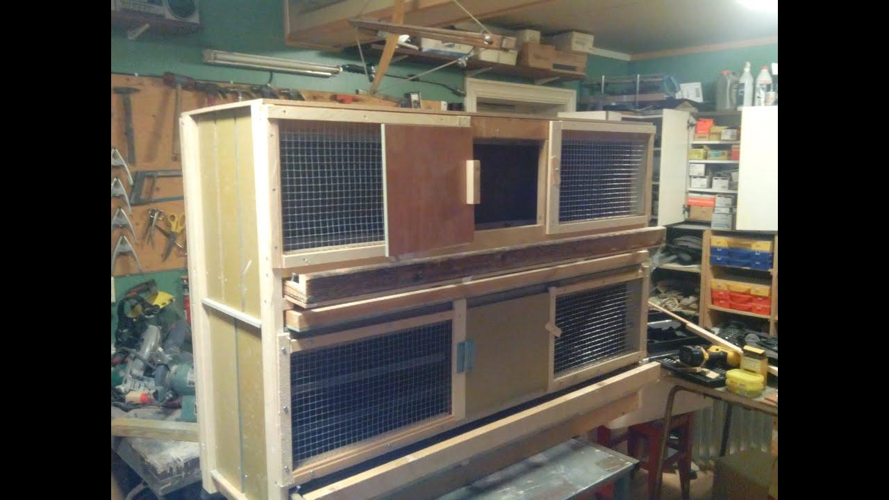 building a quail house