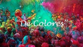 De Colores - (Joan Baez) Spanish