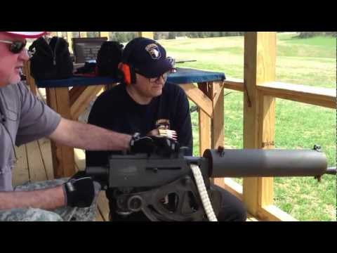 Browning m1917 full auto .30-06