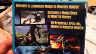 Unboxing - Monster Hunter 3 Ultimate Pack - Wii U Bundle