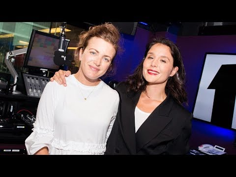 Jessie Ware - Interview with Annie Mac (BBC Radio 1)