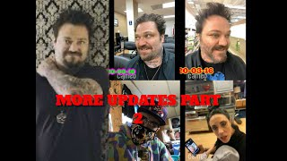 Timeline\Compilation of Bam Margera Recently Part 2 (New 2020)