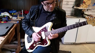 how to modify a jazzmaster to play beautifully
