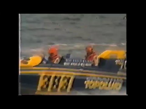 Offshore Powerboat Racing   1978 Cine Film