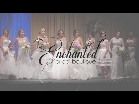 Bridal Fashion Show 2016 | Enchanted Bridal Boutique | Bakersfield Bridal Shop