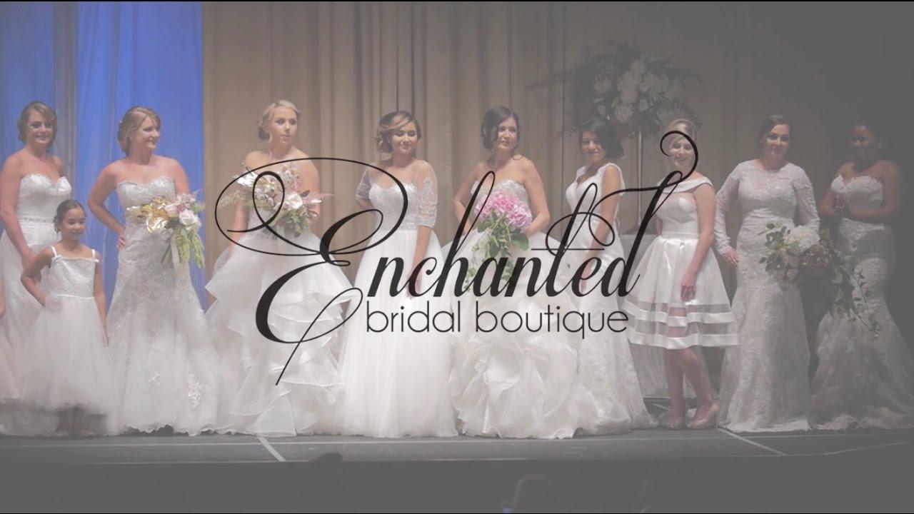 Bridal Fashion Show 2016 | Enchanted Bridal Boutique | Bakersfield ...