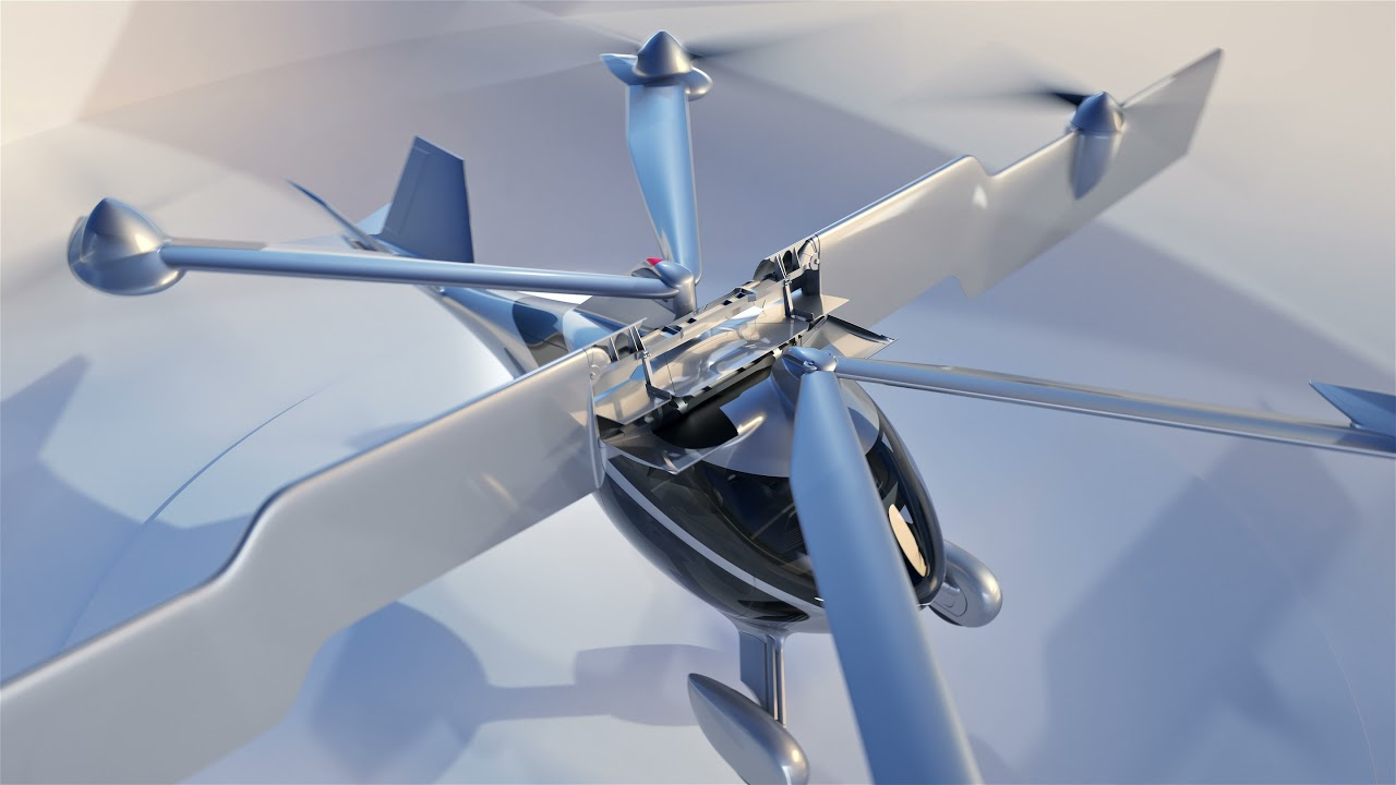 ASKA™ eVTOL drive and fly vehicle - now available for pre-order - YouTube