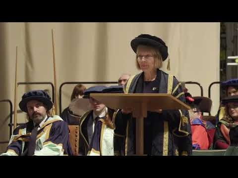 Ceremony 5 - York St John Graduation 2019