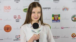 Sportowiec Roku 2019: Julita Sęk ósma w głosowaniu czytelników