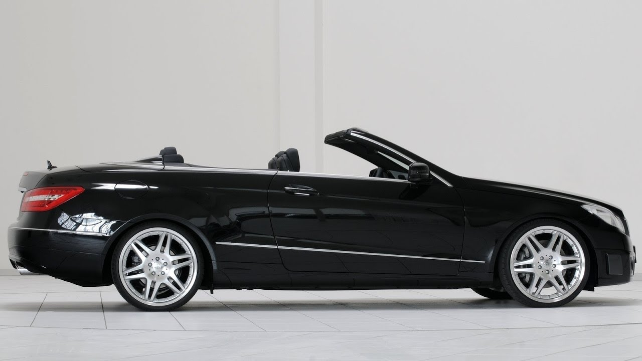 Brabus mercedes benz e class cabriolet 2011 youtube for Mercedes benz e 2011