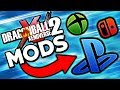 How To MOD Xenoverse 2 on PS4 / XBOX ONE / SWITCH!