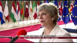 Theresa May prezanton planin për europianët - News, Lajme - Vizion Plus
