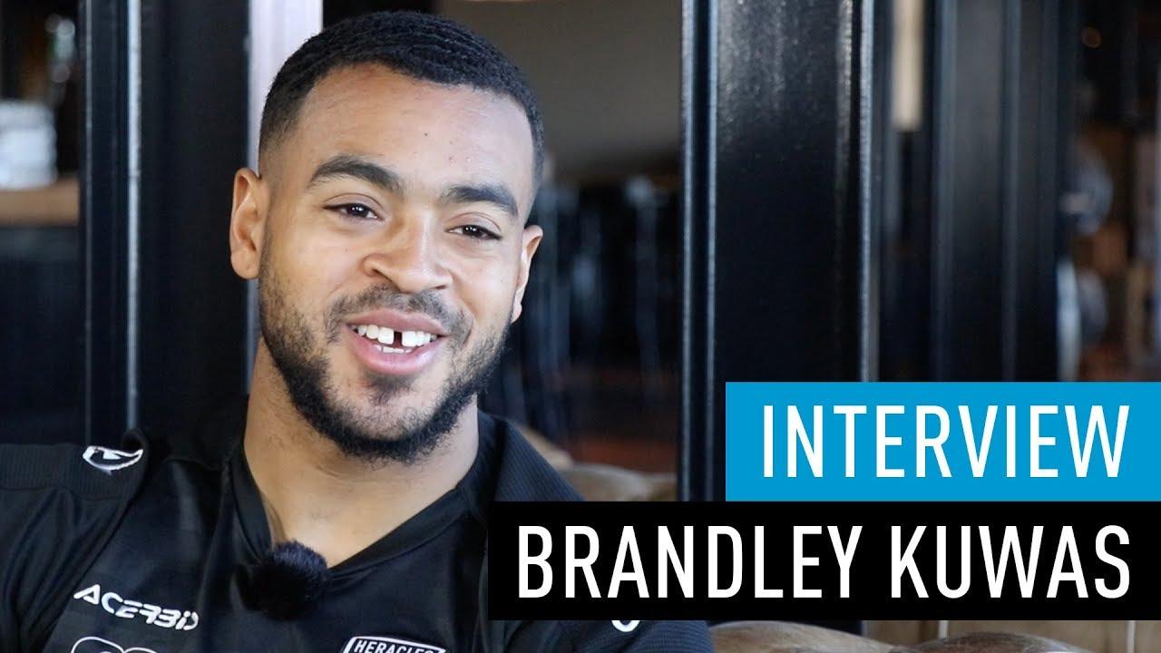 Brandley Kuwas vertrekt naar Al Nasr: ''Ik wil het heel mooi afsluiten.''