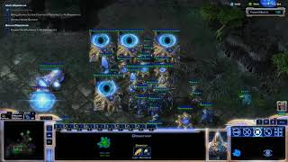 Starcraft 2 WoL Campaign walkthrough -  Echoes of the future