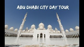 Abu Dhabi City Day Tour From Dubai With Klook