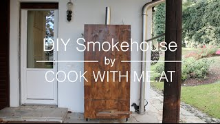 DIY Smokehouse - COOK WITH ME.AT