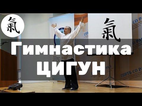 Китайская гимнастика. Урок № 1 Станислав Рогачёв. Телеканал Живи!. Занятия дома.
