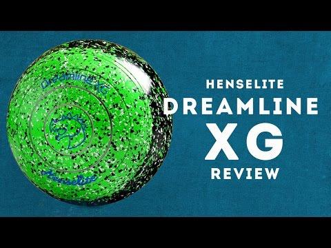 Henselite Dreamline 'XG' Lawn Bowls Review - Nev Rodda