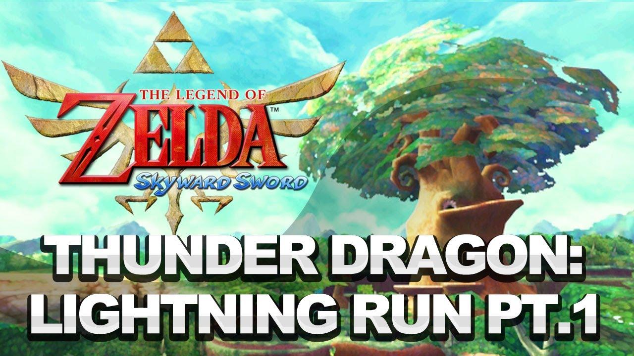 Thunder dragon skyward sword prizes