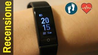 Recensione Smart Bracelet Fitness con Sensore Battito Cardiaco - Mpow H2