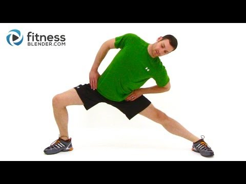 Cool Down and Full Body Stretch Relaxing Cool Down and Stretching Workout Routine