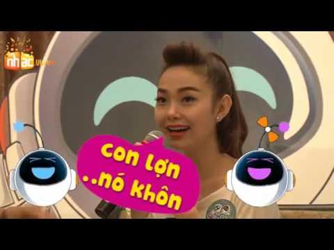 Video Clip Minh Hằng Múa 3 Bà Đi Bán Lợn Con Minh Hằng [www.4love.vn]