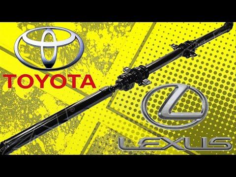 Ремонт карданного вала  LEXUS RX , TOYOTA HIGHLANDER, VENZA. в автосервисе Запад Авто.