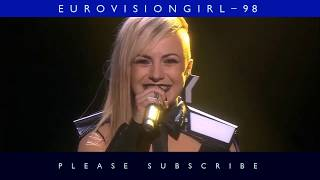 EurovisionGirl-98 Channel Trailer 2019