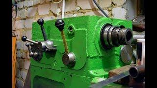 Восстановление токарного станка 1Т61М ч.1