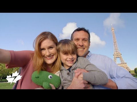 WestJet Rewards - The Adventures of T-Rex