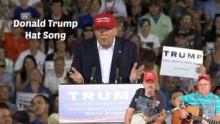 Donald Trump Hat Song Bluegrass
