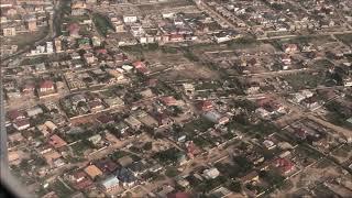 Landing in Ghana - Accra -  2019   Nice Landscape!!