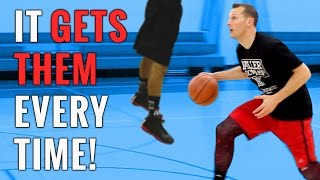 Basketball tutorial: how to pound and stab dribble moves