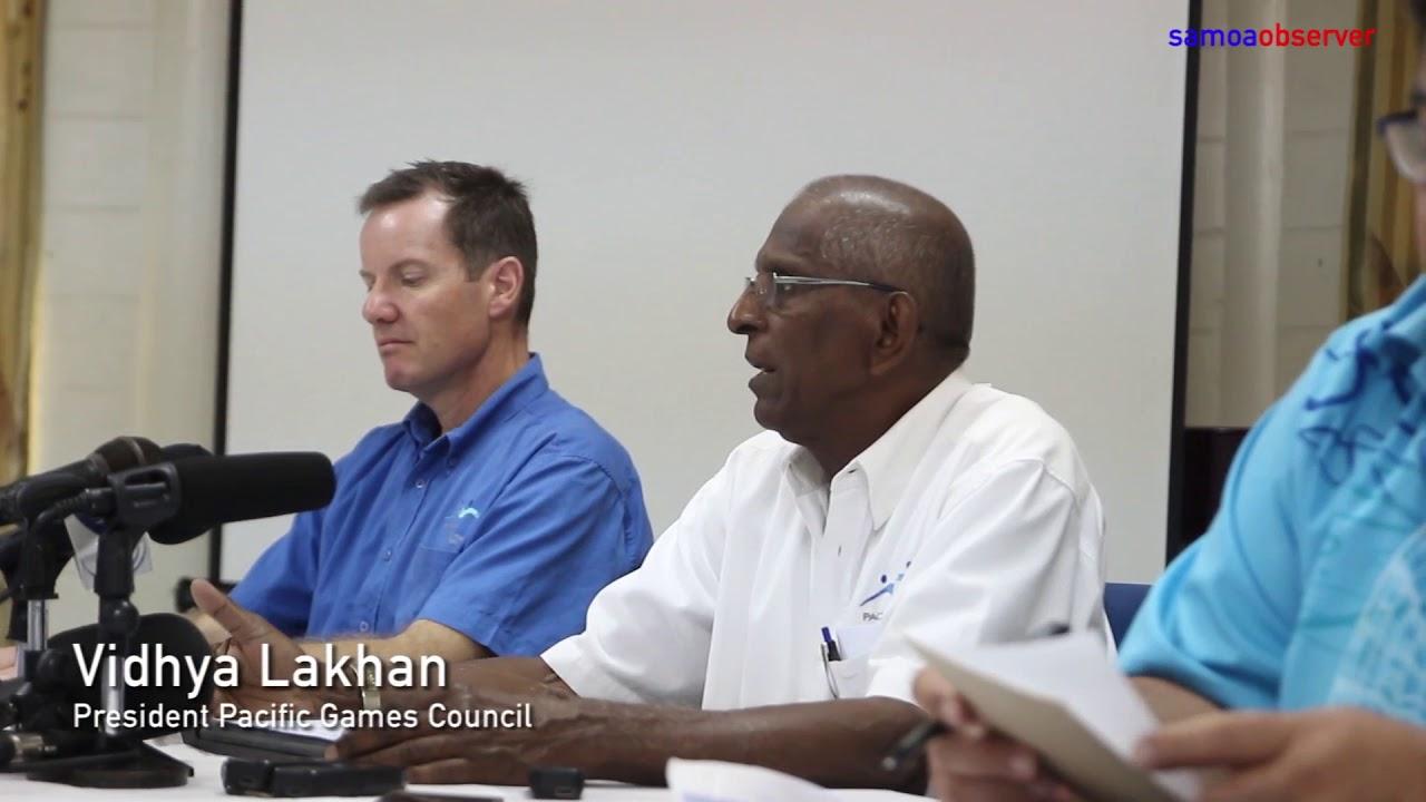 Samoa has what it takes for Pacific Games 2019 - Dauer: 2 Minuten, 2 Sekunden