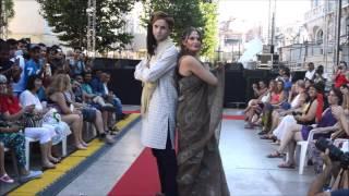 Bangla Fashion show . lisbon, portugal