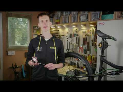 Shock Pump: How to use a PRO BIKE TOOL Shock Pump