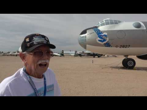 Bob Preising, Convair B-36 Crewmember