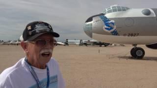 Video Bob Preising, Convair B-36 Crewmember download MP3, 3GP, MP4, WEBM, AVI, FLV Juni 2018