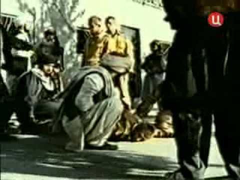 Афганистан:Пленные Советские бойцы