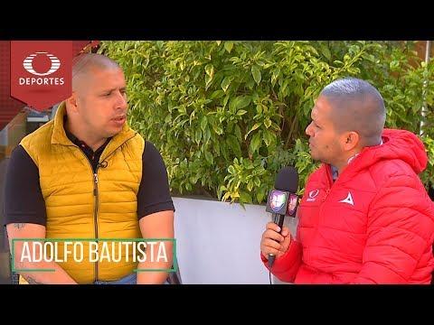 'Bofo' Bautista y el recuerdo de México en la Libertadores | Televisa Deportes