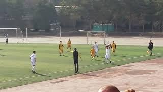 Кайрат 2006 ф1 - Илбирс (Бишкек) 27.03.19 1й тайм