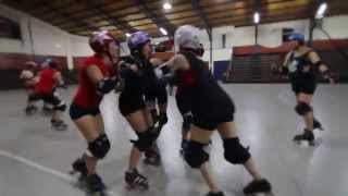 Team Chile Roller Derby by Bliss Media
