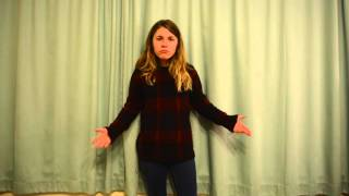Phoebe - As You Like It (Hamlet Audition Peckham)